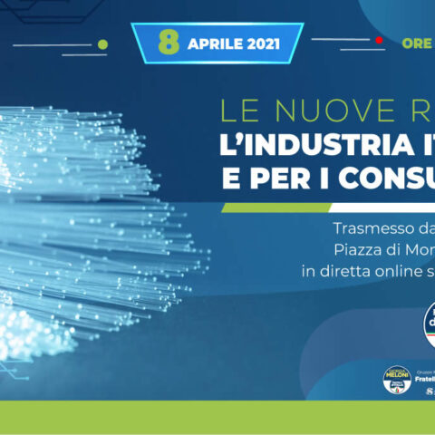 Le nuove reti per l'industria italiana e per i consumatori